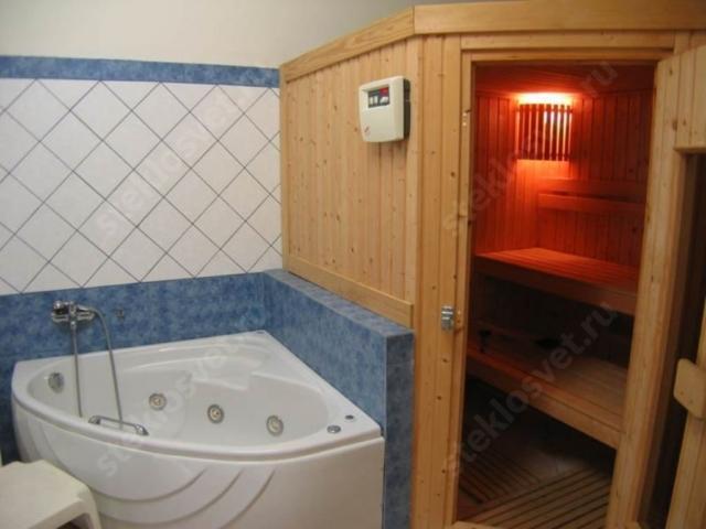 Русская баня в квартире