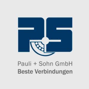 Фурнитура для стекла Pauli & Sohn